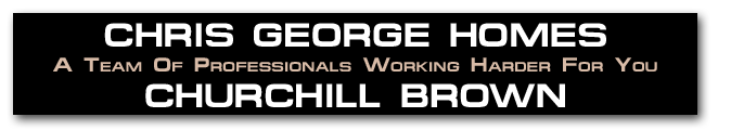 Chris Geirge Homes - A team of professionals working harder for you